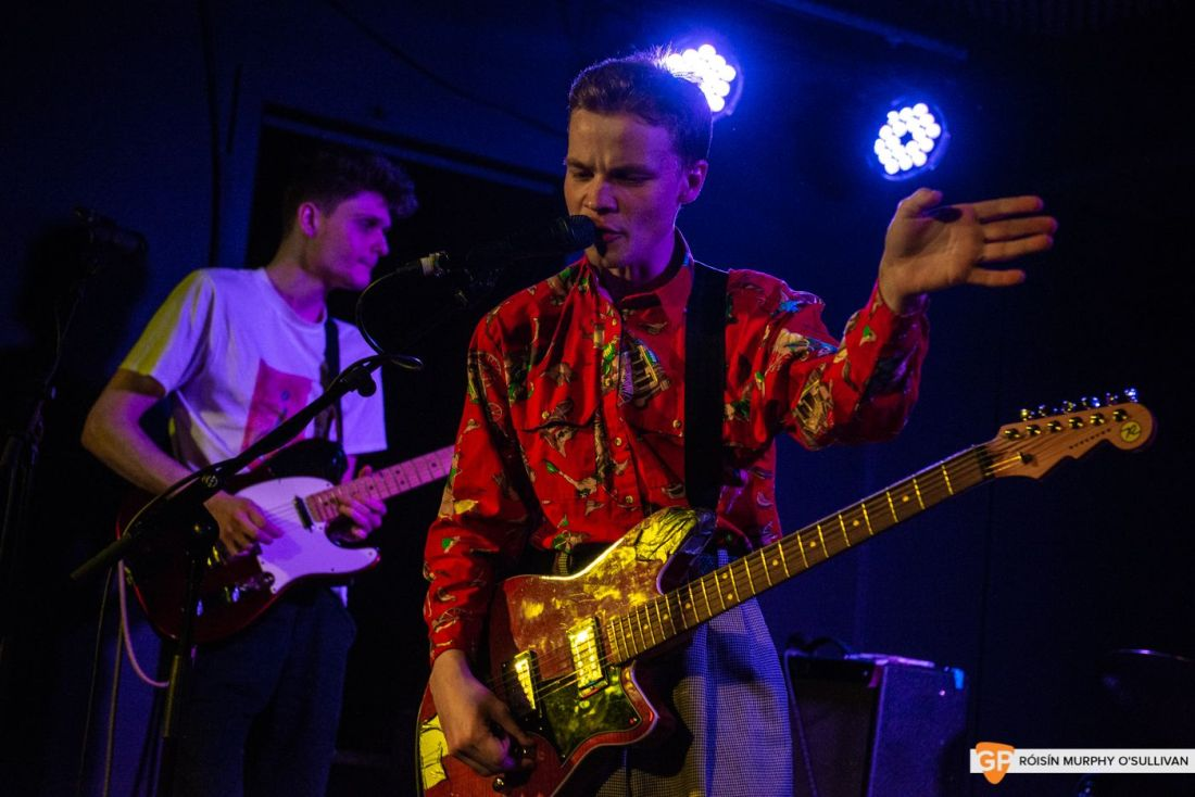 Black Midi in The Workmans Club by Roisin Murphy O'Sullivan (11 of 18)