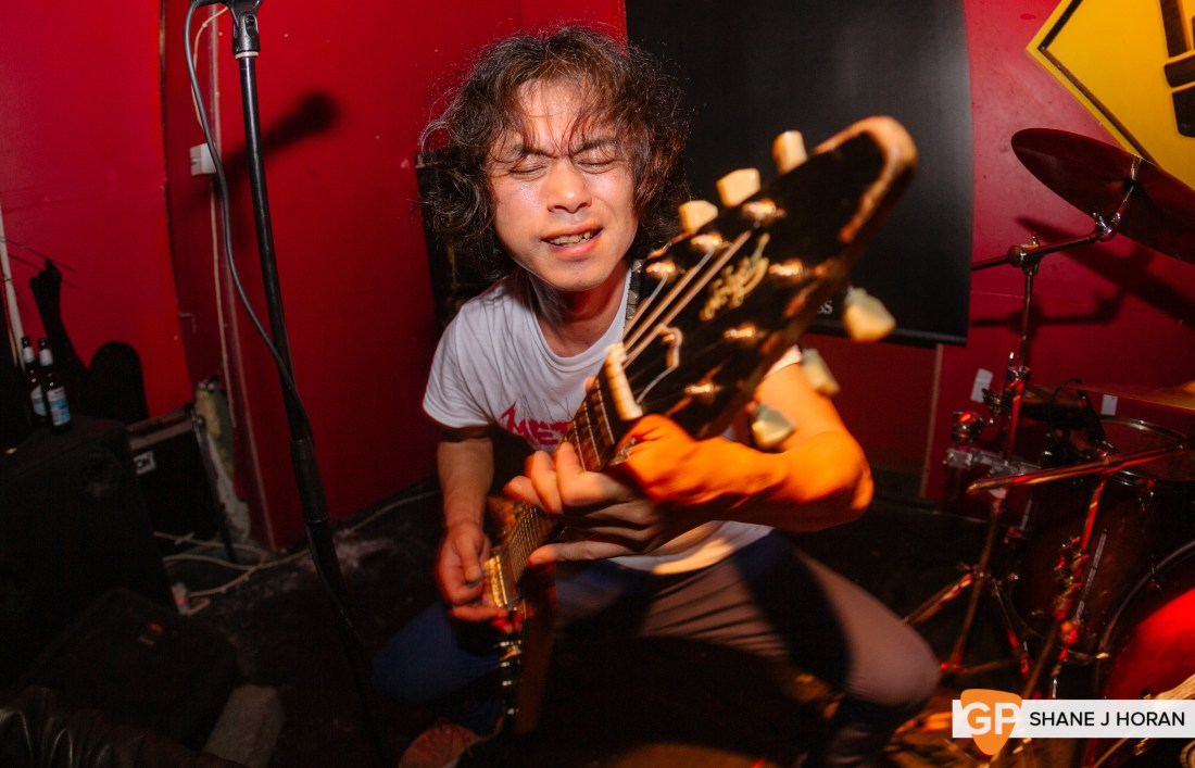 Electric Eel Shock, Fred Zepplins, Shane J Horan, 16-2-19-27