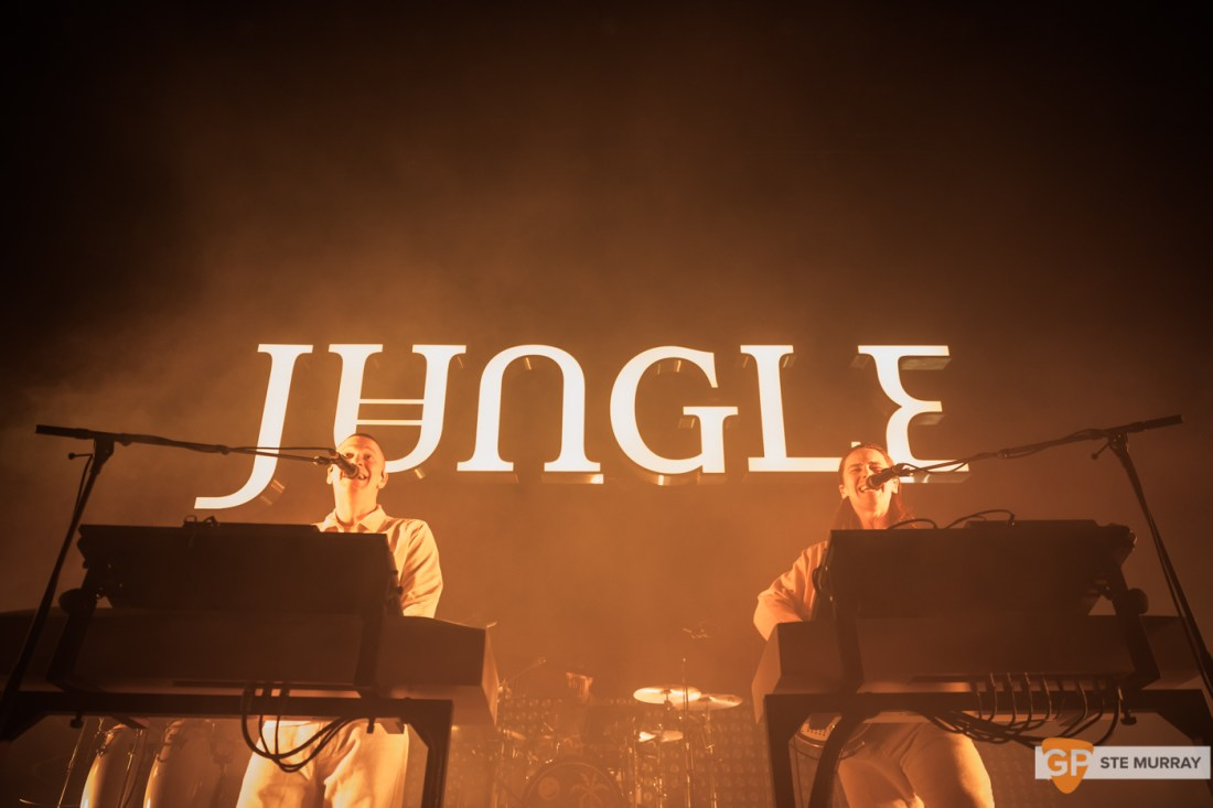 Jungle AT Olympia Theatre, Dublin By Ste Murray _ 01
