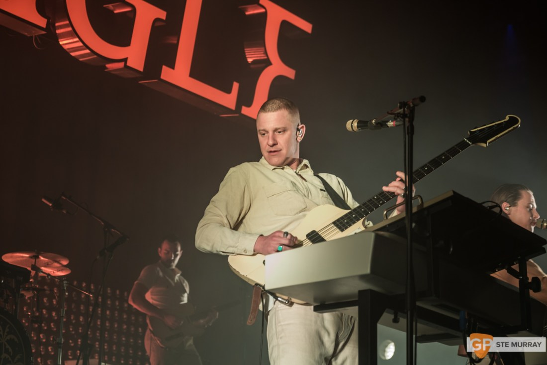 Jungle AT Olympia Theatre, Dublin By Ste Murray _ 08
