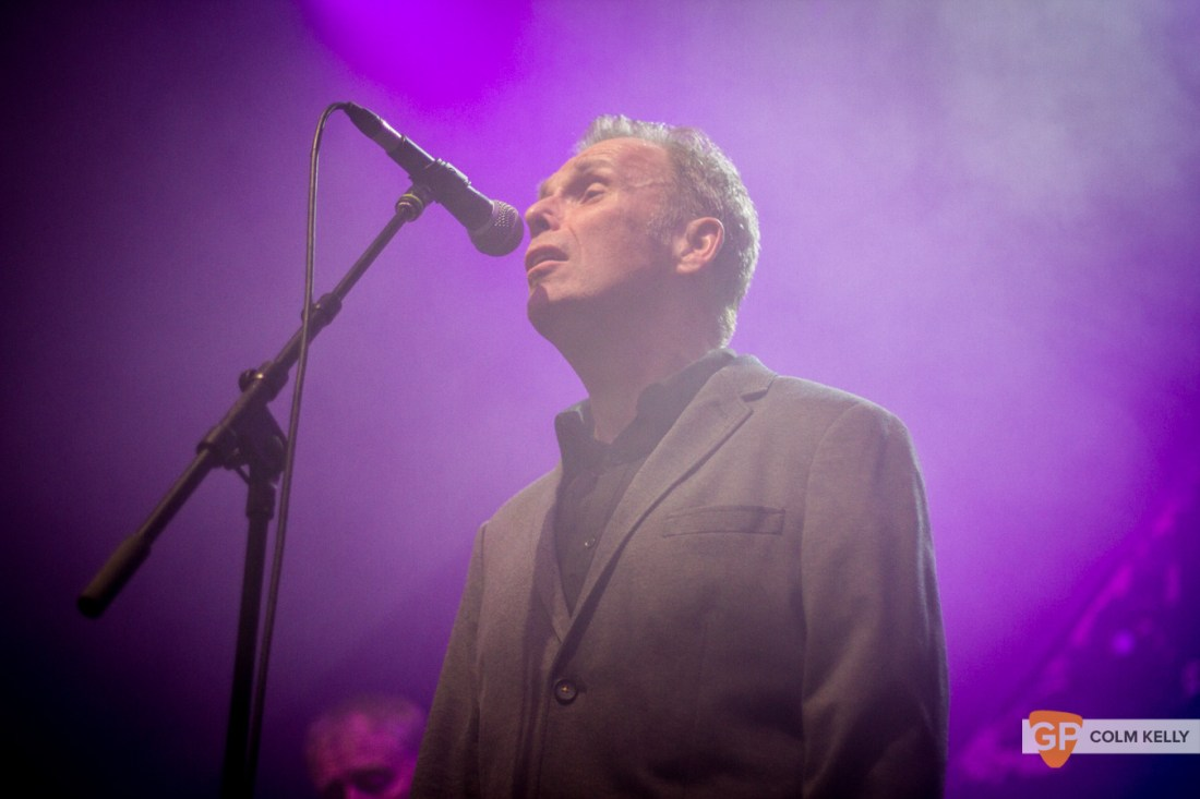 Microdisney at Vicar Street, Dublin 18.2.2019 by Colm Kelly-1