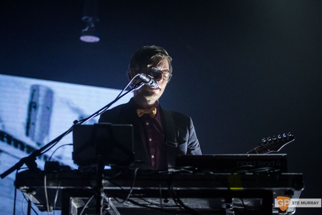Public Service Broadcasting AT Olympia Theatre, Dublin BY Ste Murray _ 10