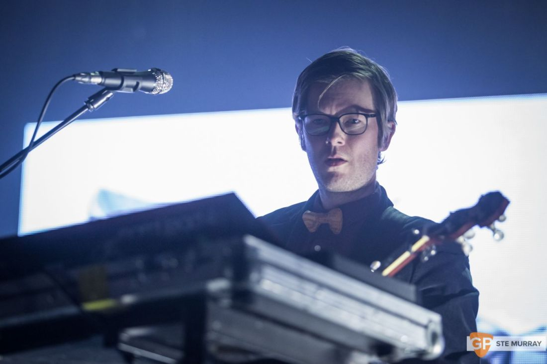 Public Service Broadcasting AT Olympia Theatre, Dublin BY Ste Murray _ 18