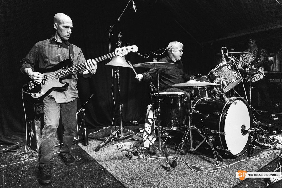 The Messthetics at The Grand social, by Nicholas O'Donnell.