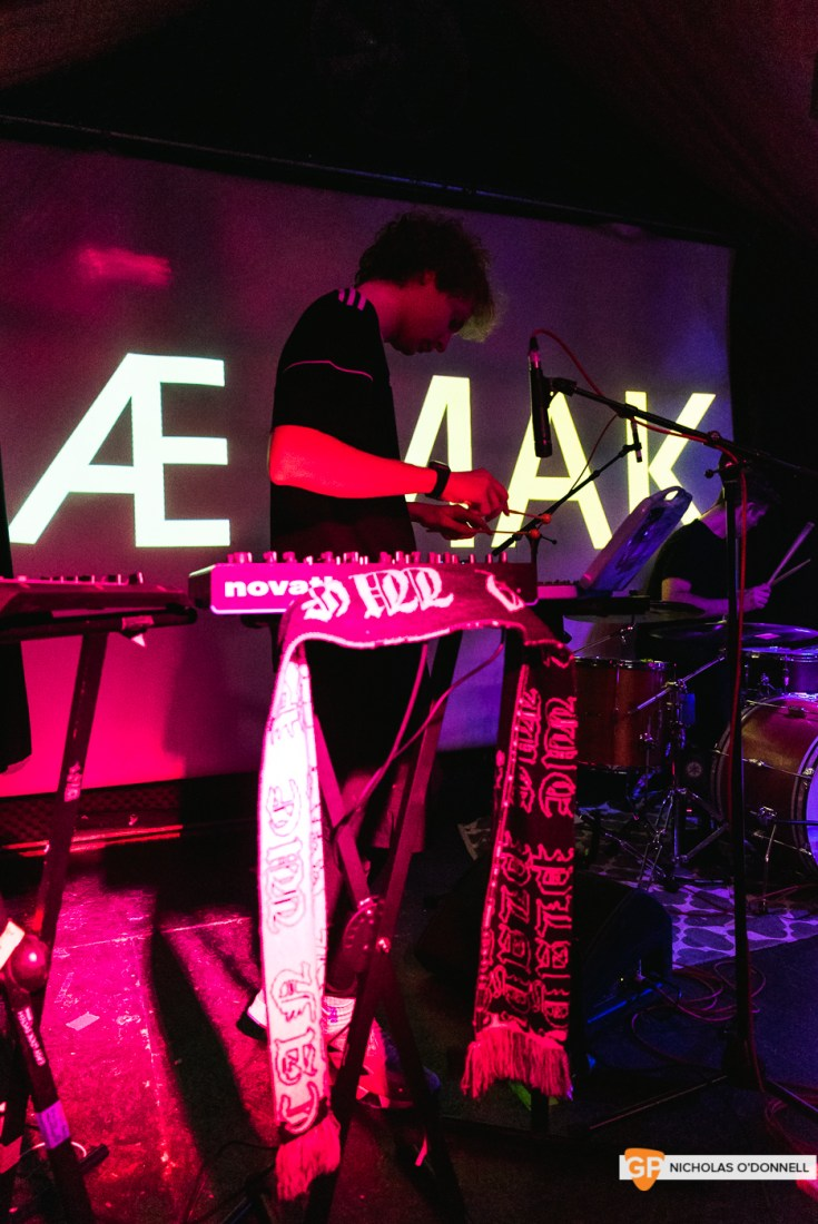 AE Mak- The Grand Social