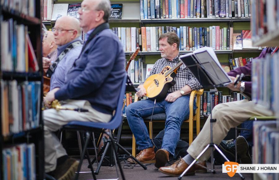 Acadamh Ceol Chorcai, Cork City Library, 9-3-19-22