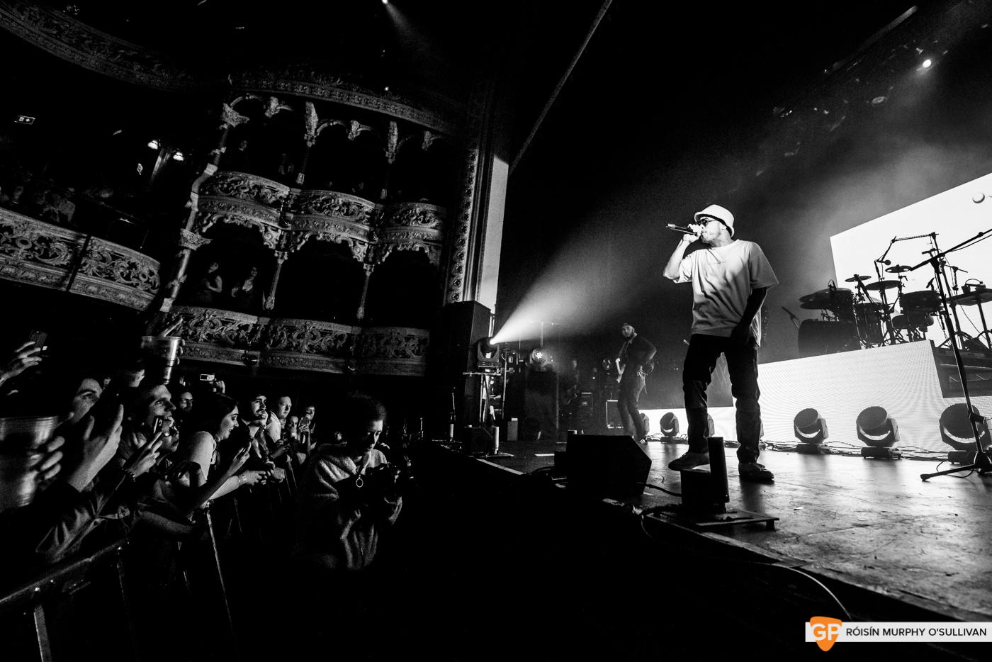 Anderson Paak in The Olympia by Roisin Murphy O'Sullivan (15 of 27)