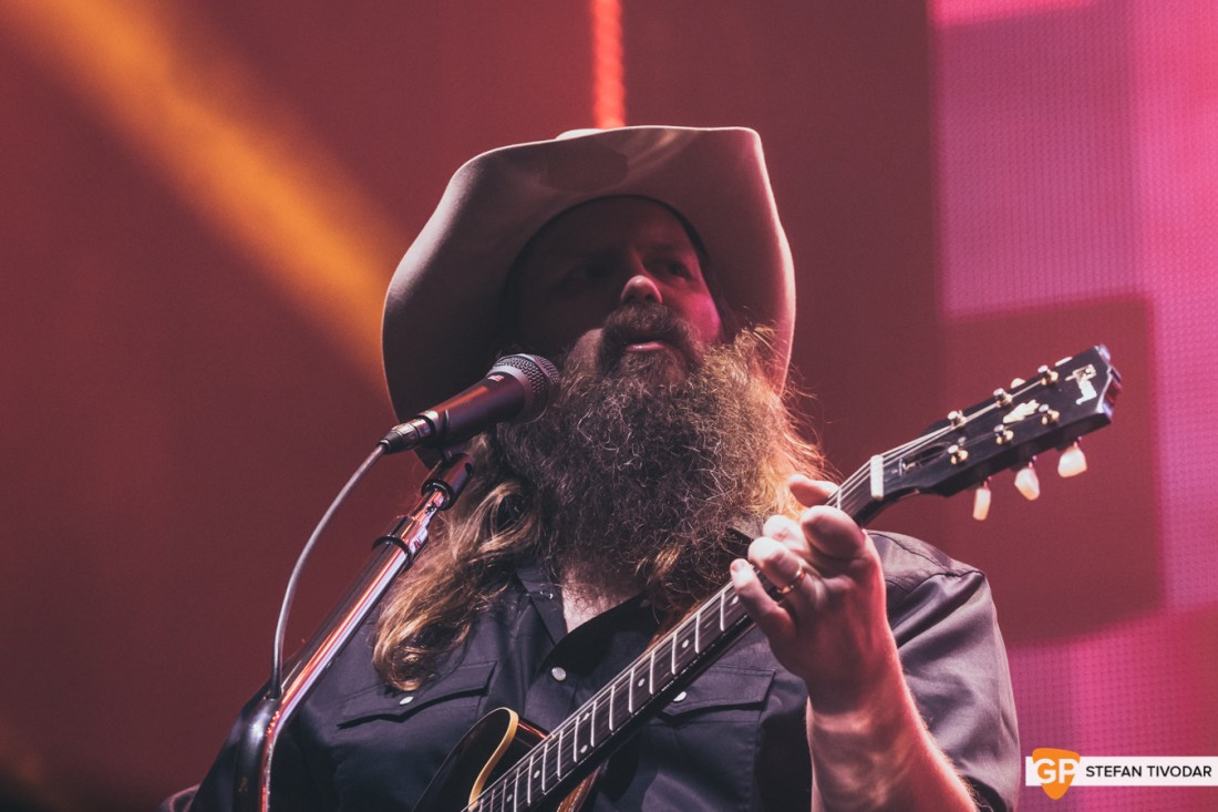 CHRIS STAPLETON Country to Country Dublin day 2 March 2019 3 Arena Tivodar 7