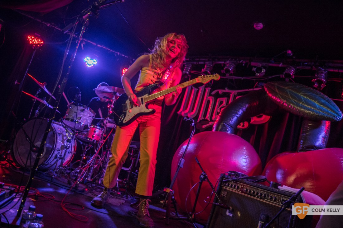 Cherry Glazerr at Whelan's by Colm Kelly-120