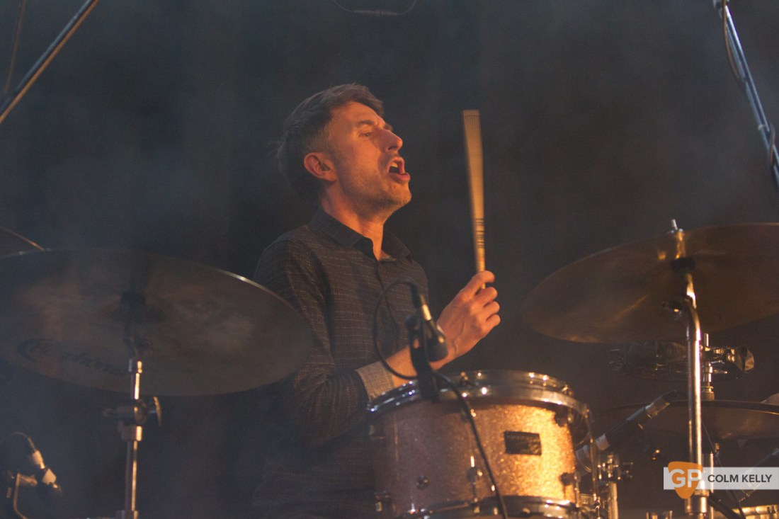Cinematic Orchestra at Vicar Street 25.3.2019 by Colm Kelly-131