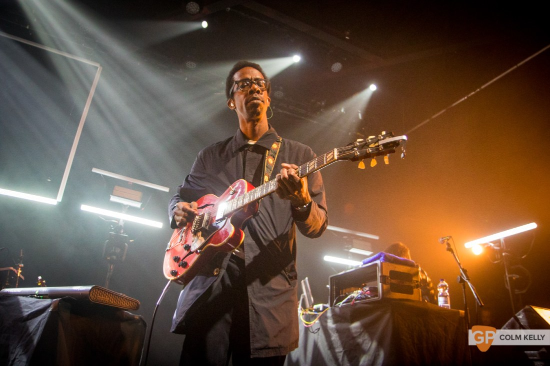Cinematic Orchestra at Vicar Street 25.3.2019 by Colm Kelly-21