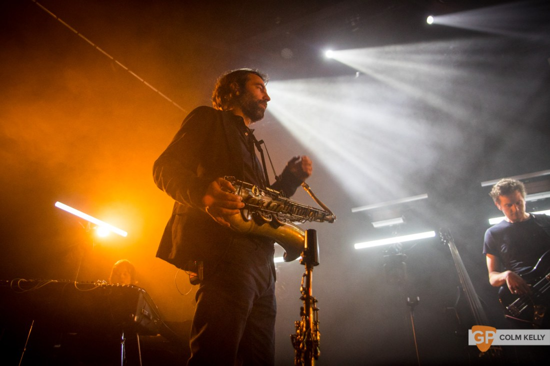 Cinematic Orchestra at Vicar Street 25.3.2019 by Colm Kelly-6