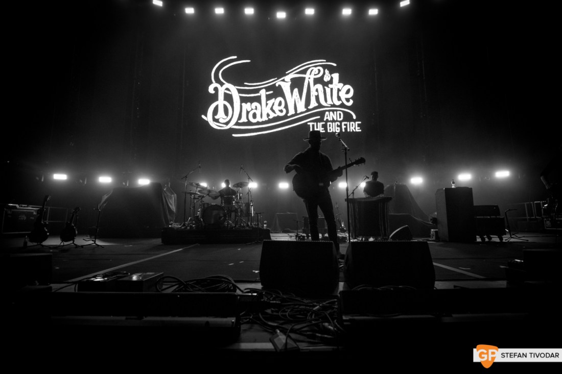Drake White Country to Country Dublin day 2 March 2019 3 Arena Tivodar 3