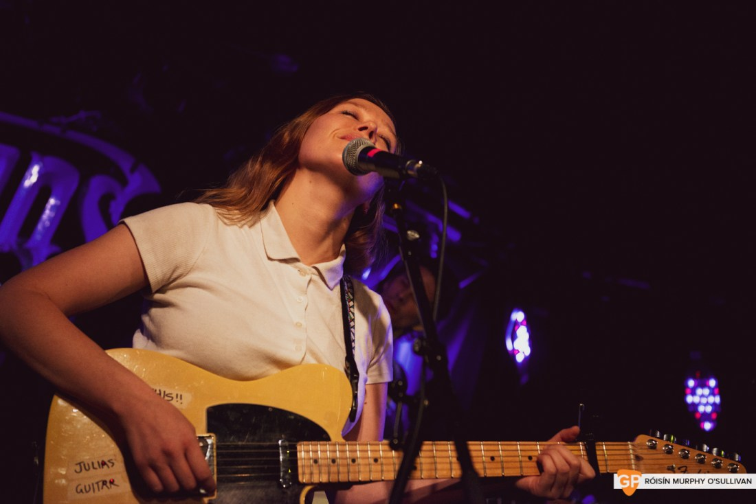 Julia Jacklin in Whelans by Roisin Murphy O'Sullivan (14 of 28)