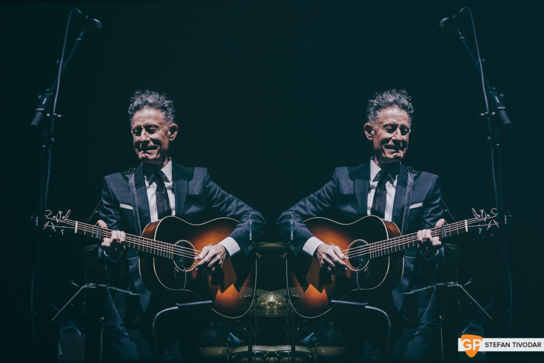 LYLE LOVETT Country to Country Dublin day 2 March 2019 3 Arena Tivodar 2