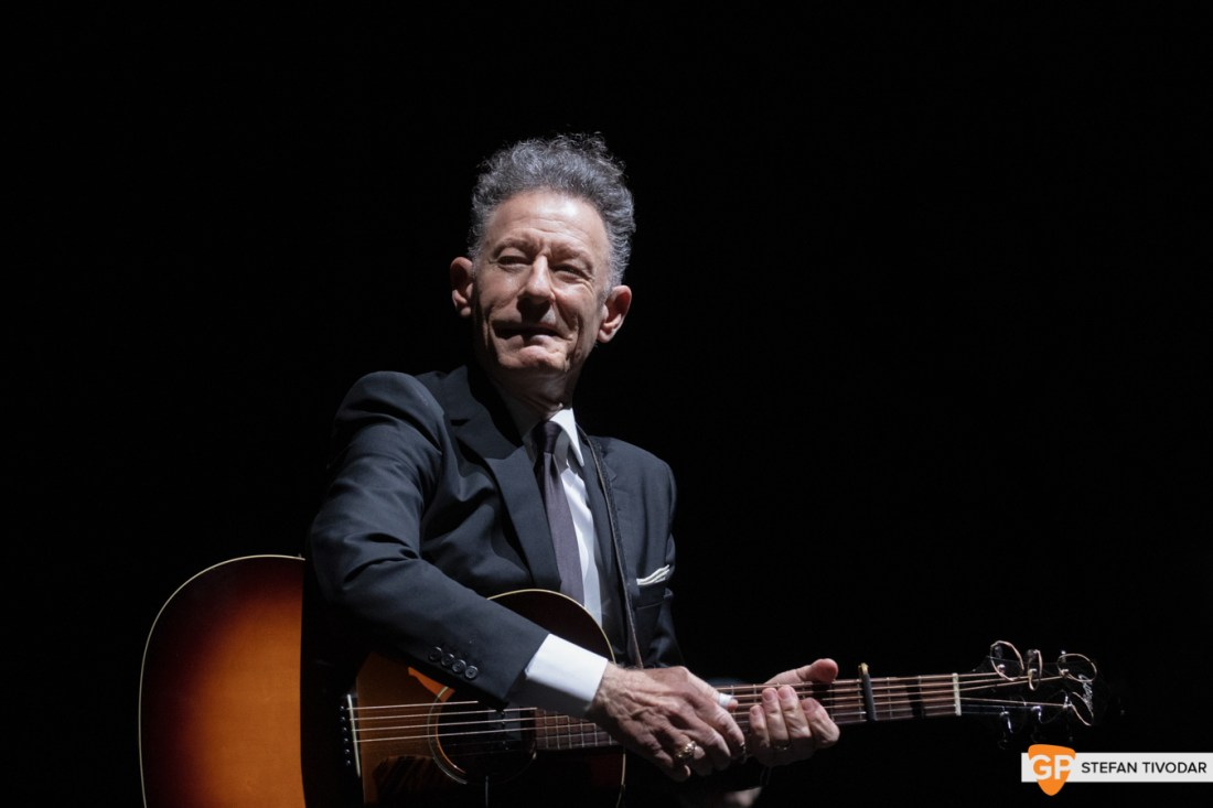 LYLE LOVETT Country to Country Dublin day 2 March 2019 3 Arena Tivodar 4