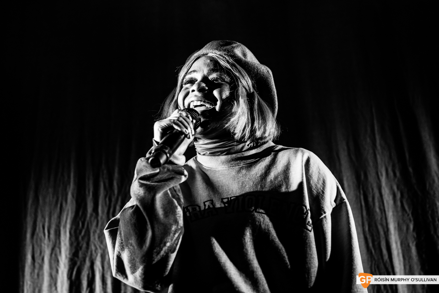 Tayla Parx in The Olympia by Roisin Murphy O'Sullivan (15 of 18)