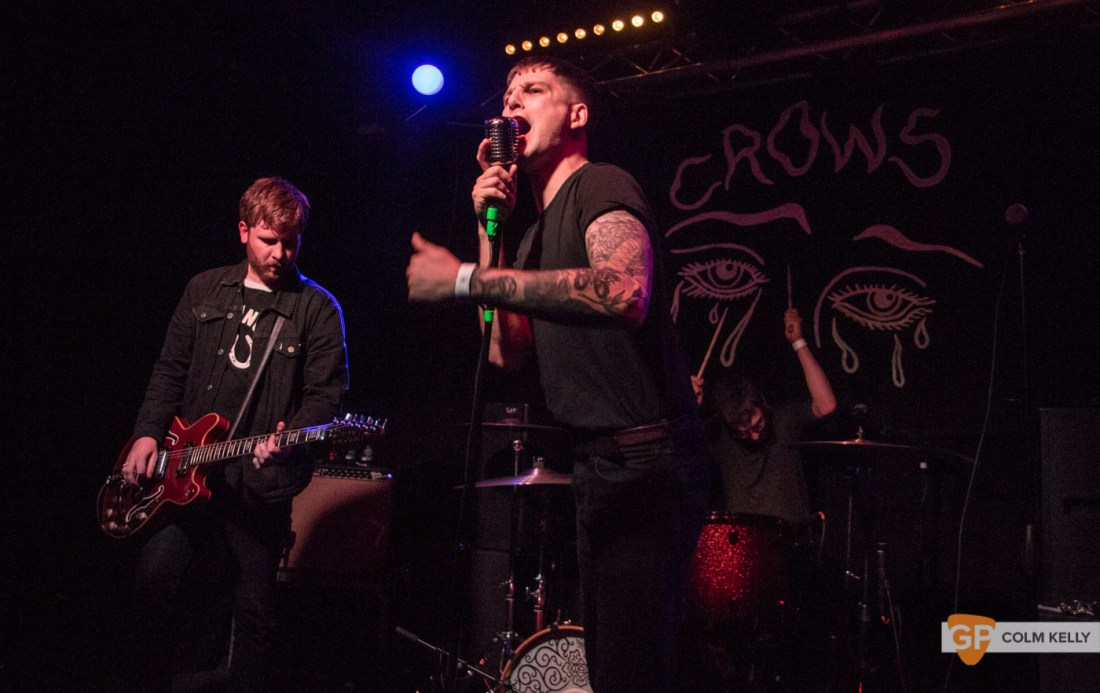 Crows at The Soundhouse, Dublin by Colm Kelly-1-14
