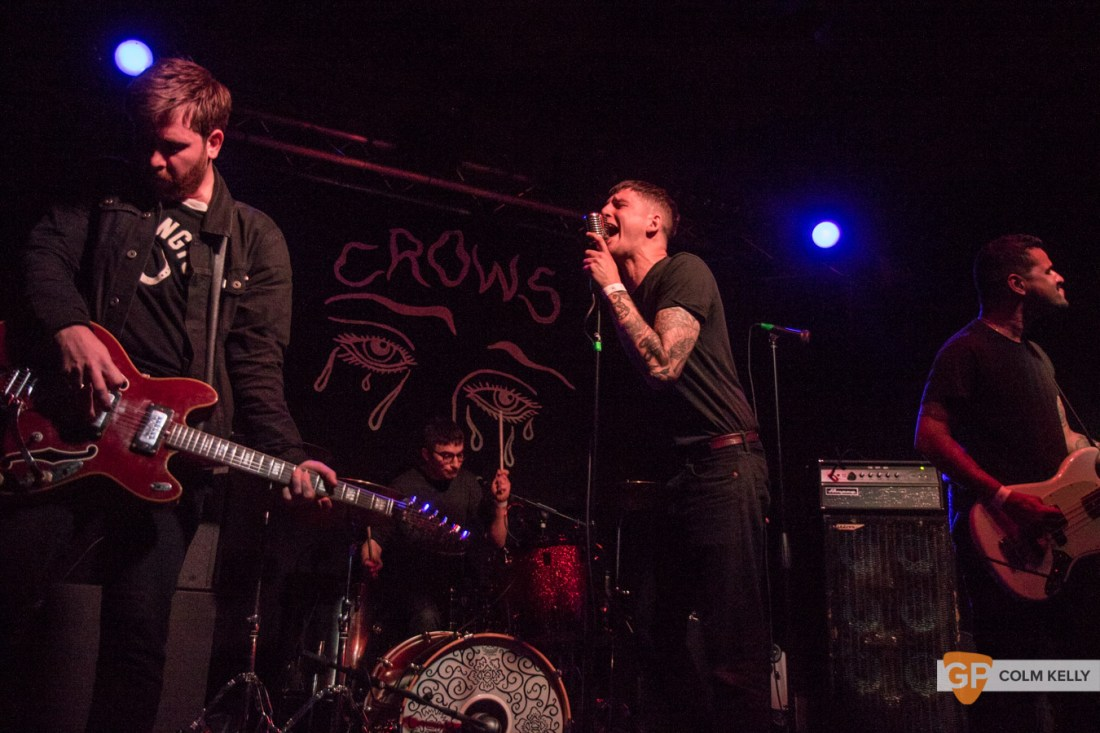 Crows at The Soundhouse, Dublin by Colm Kelly-1-29