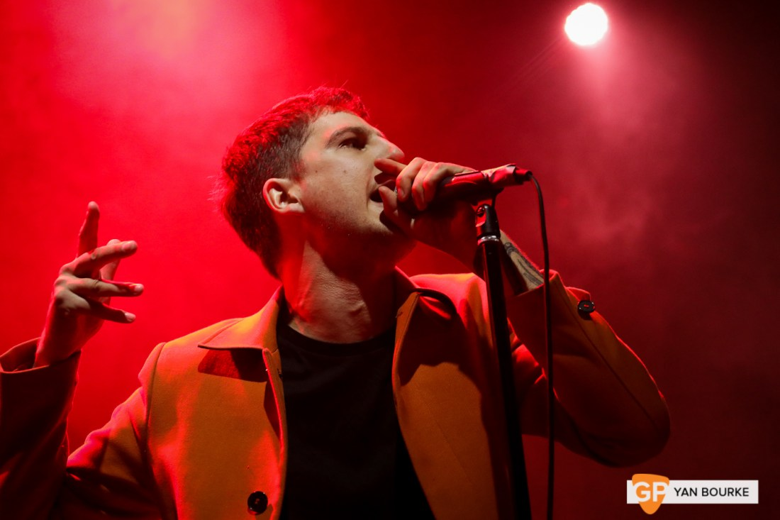 Crows at Vicar Street on 2 April 2019 by Yan Bourke