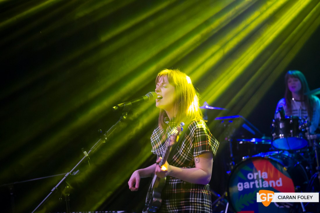 Orla Gartland at Cyprus Avenue