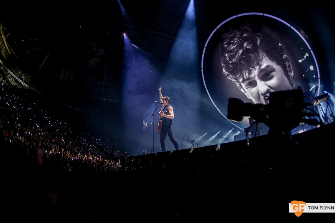 Shawn Mendes at 3Arena