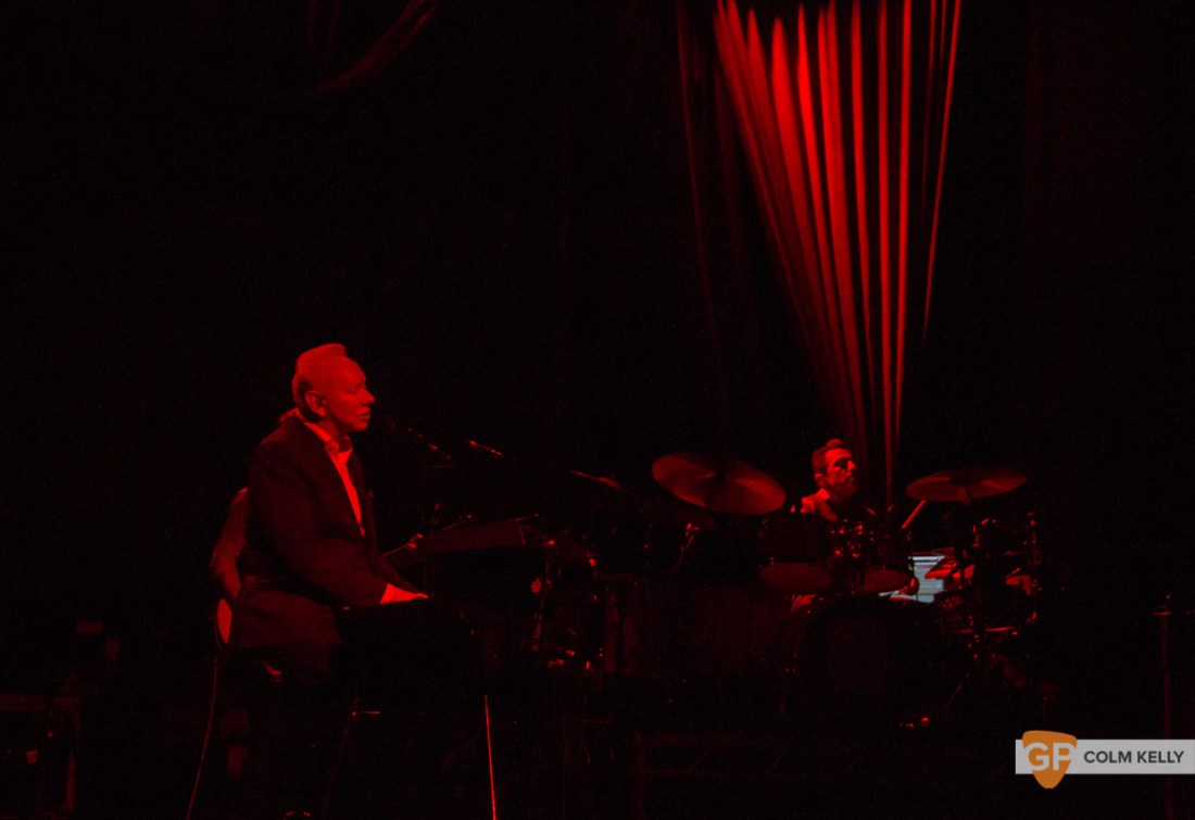 Joe Jackson at The Olympia Theatre by Colm Kelly-113