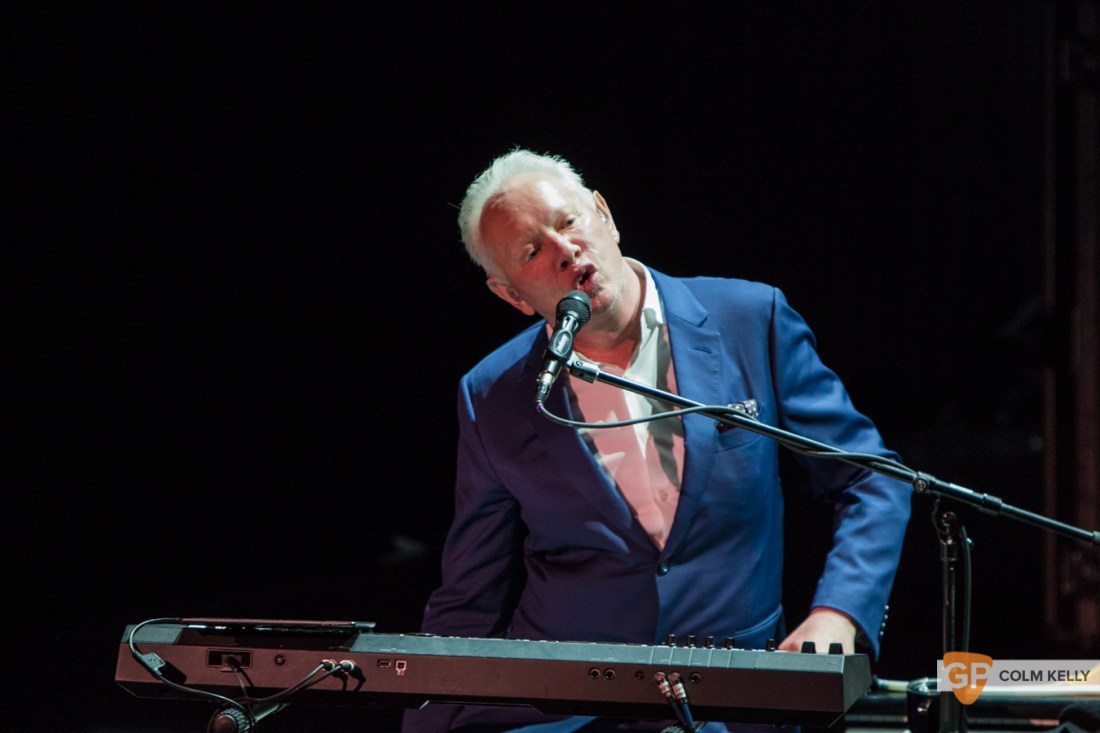 Joe Jackson at The Olympia Theatre by Colm Kelly-44