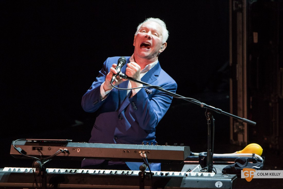 Joe Jackson at The Olympia Theatre by Colm Kelly-51