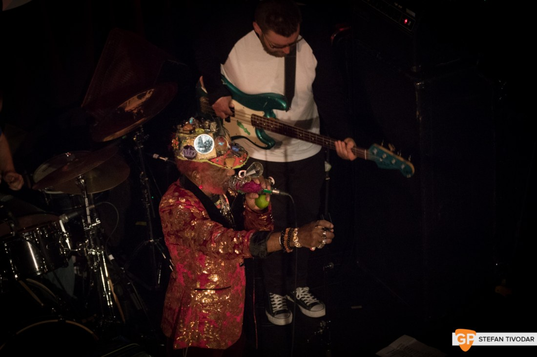 Lee Scratch Perry Whelans Dublin March 2019 Tivodar 13