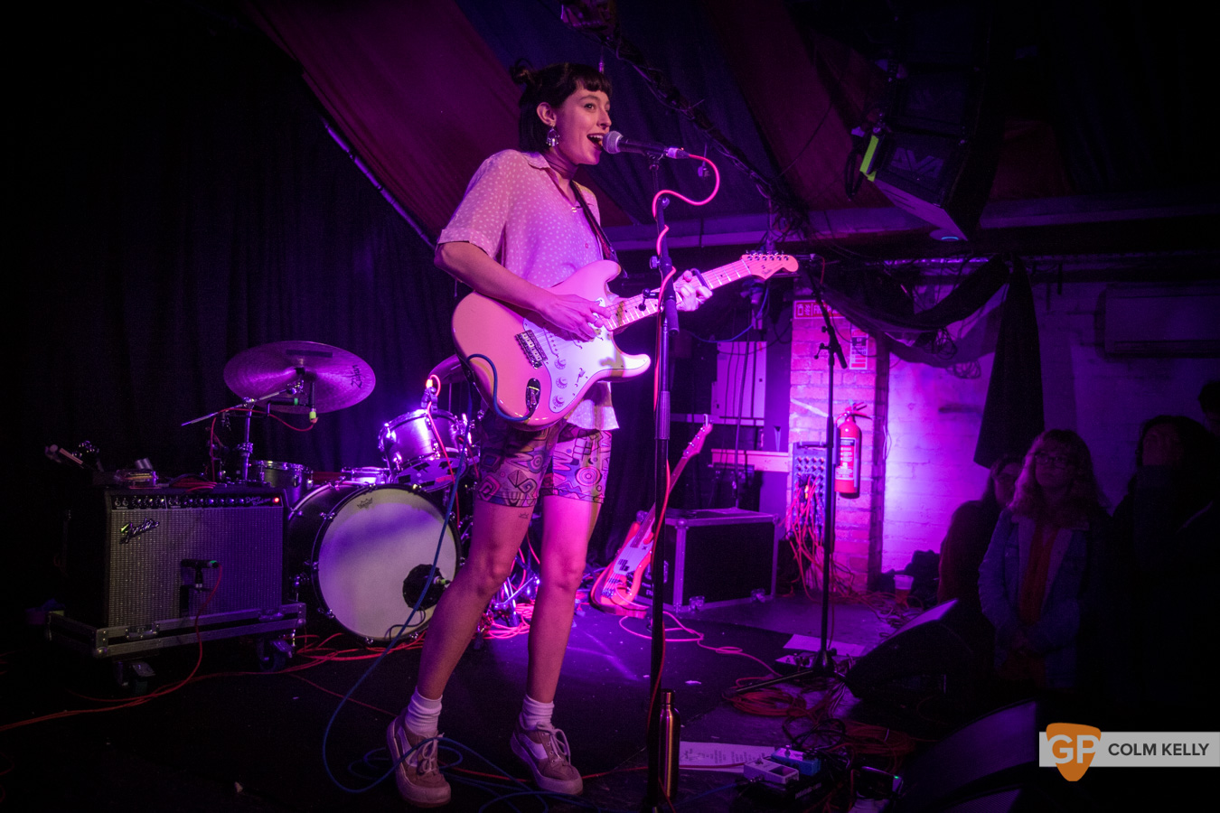 Stella Donnelly at The Grand Social by Colm Kelly-1