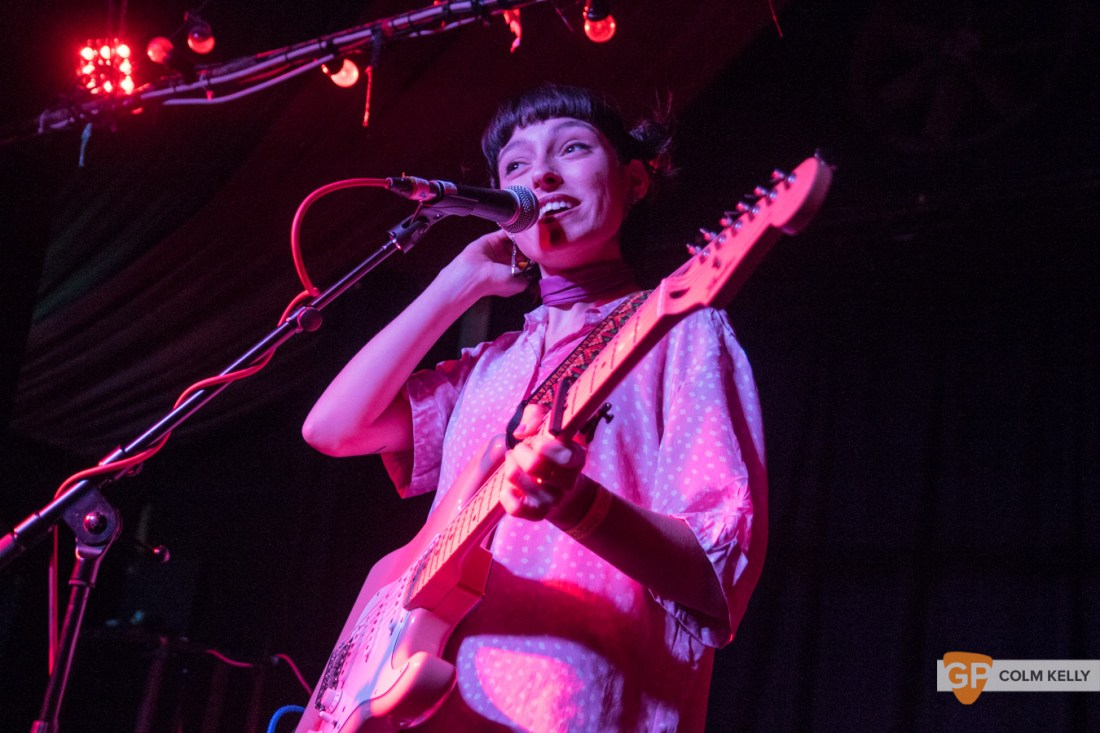 Stella Donnelly at The Grand Social by Colm Kelly-12
