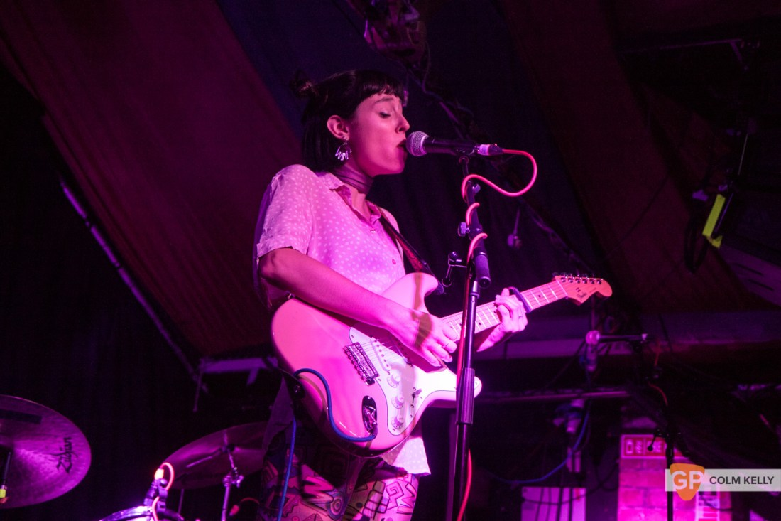 Stella Donnelly at The Grand Social by Colm Kelly-29