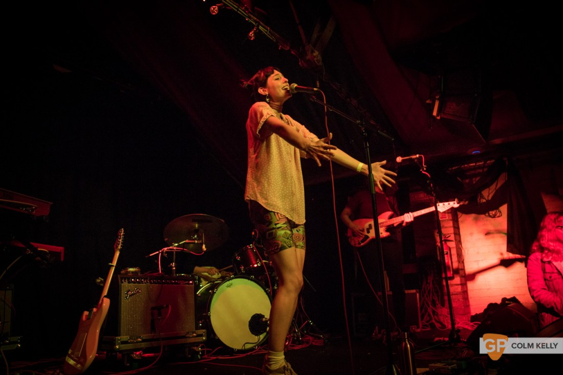 Stella Donnelly at The Grand Social by Colm Kelly-75