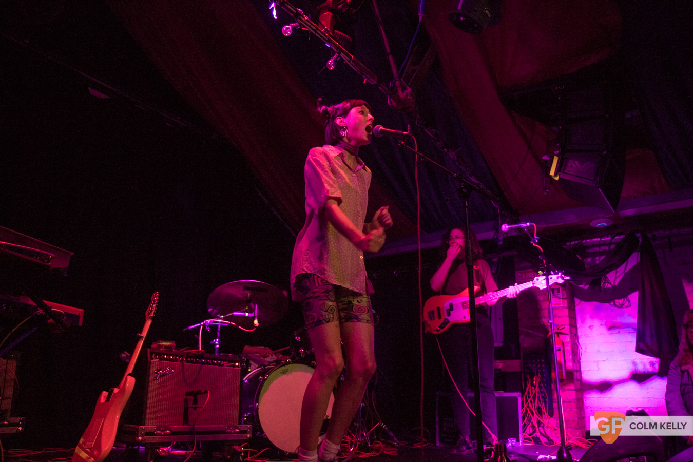 Stella Donnelly at The Grand Social by Colm Kelly-95