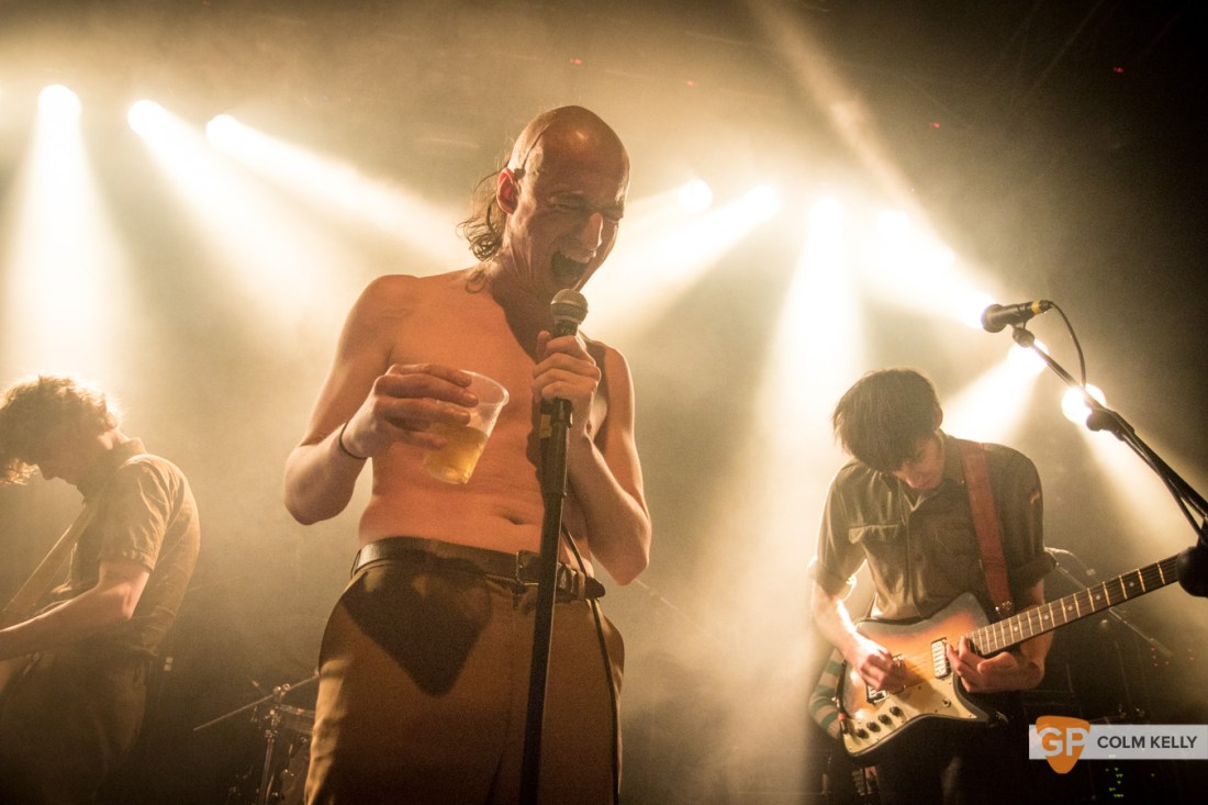 Fat White Family at The Button Factory by Colm Kelly-1-17 2