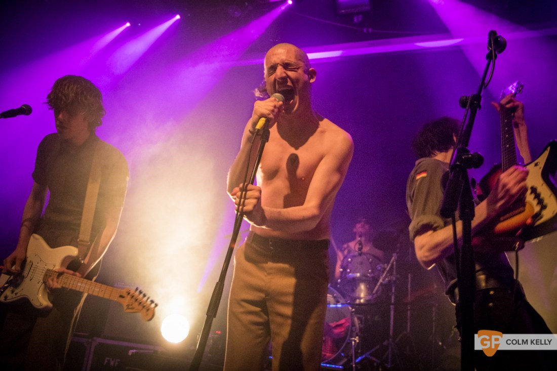 Fat White Family at The Button Factory by Colm Kelly-1-29