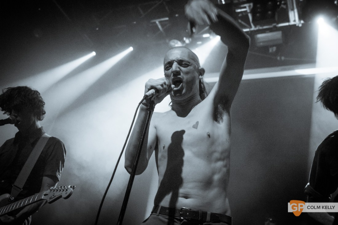 Fat White Family at The Button Factory by Colm Kelly-1-33