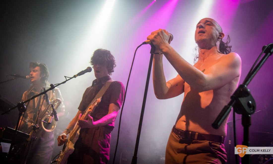 Fat White Family at The Button Factory by Colm Kelly-1-40