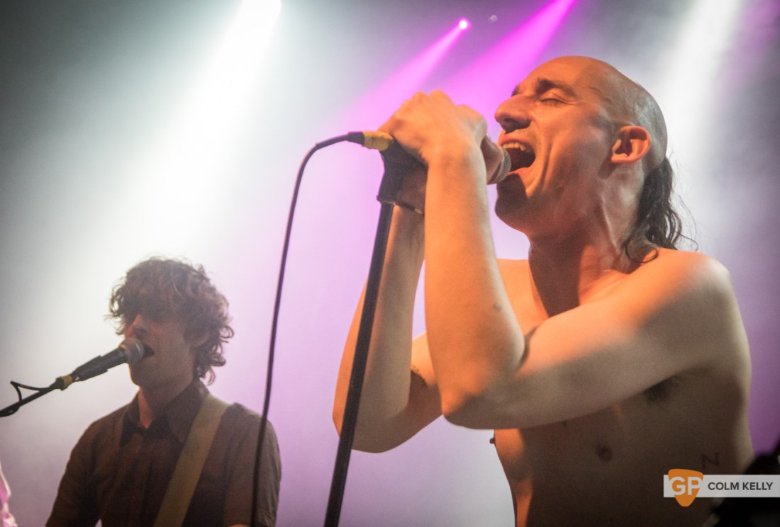 Fat White Family at The Button Factory by Colm Kelly-1-43