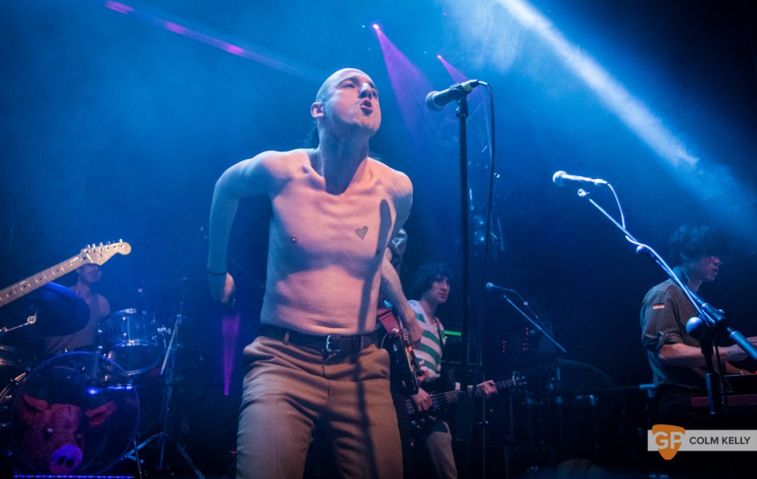 Fat White Family at The Button Factory by Colm Kelly-1-49