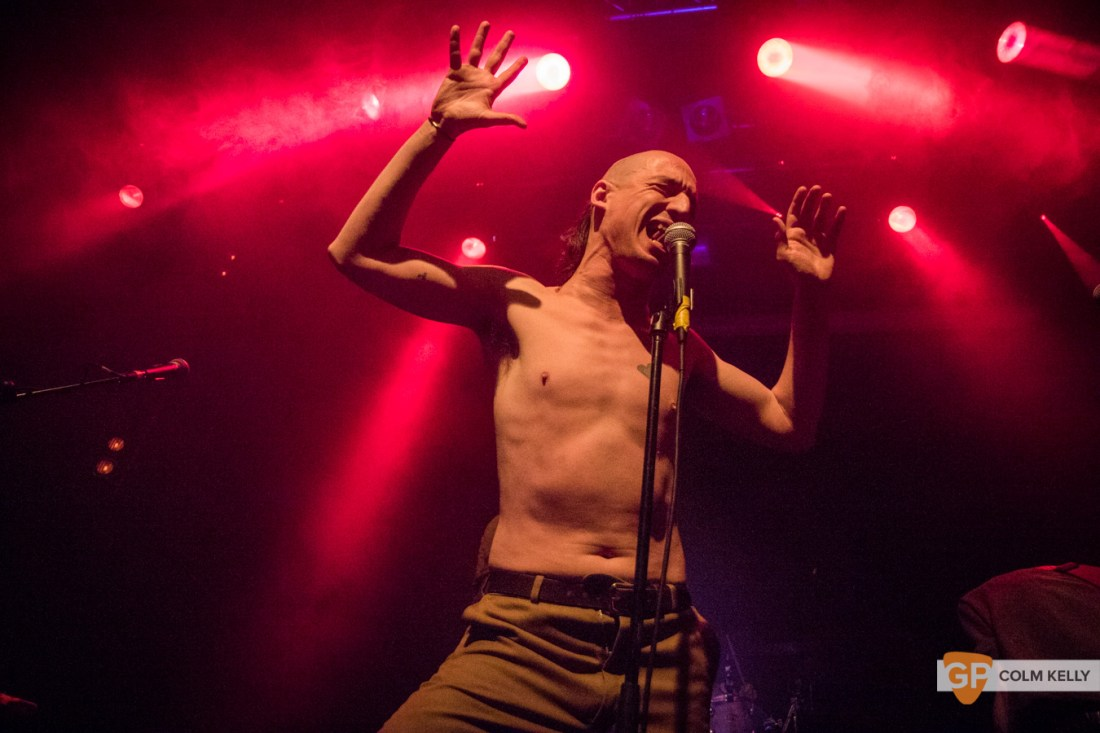 Fat White Family at The Button Factory by Colm Kelly-1-62