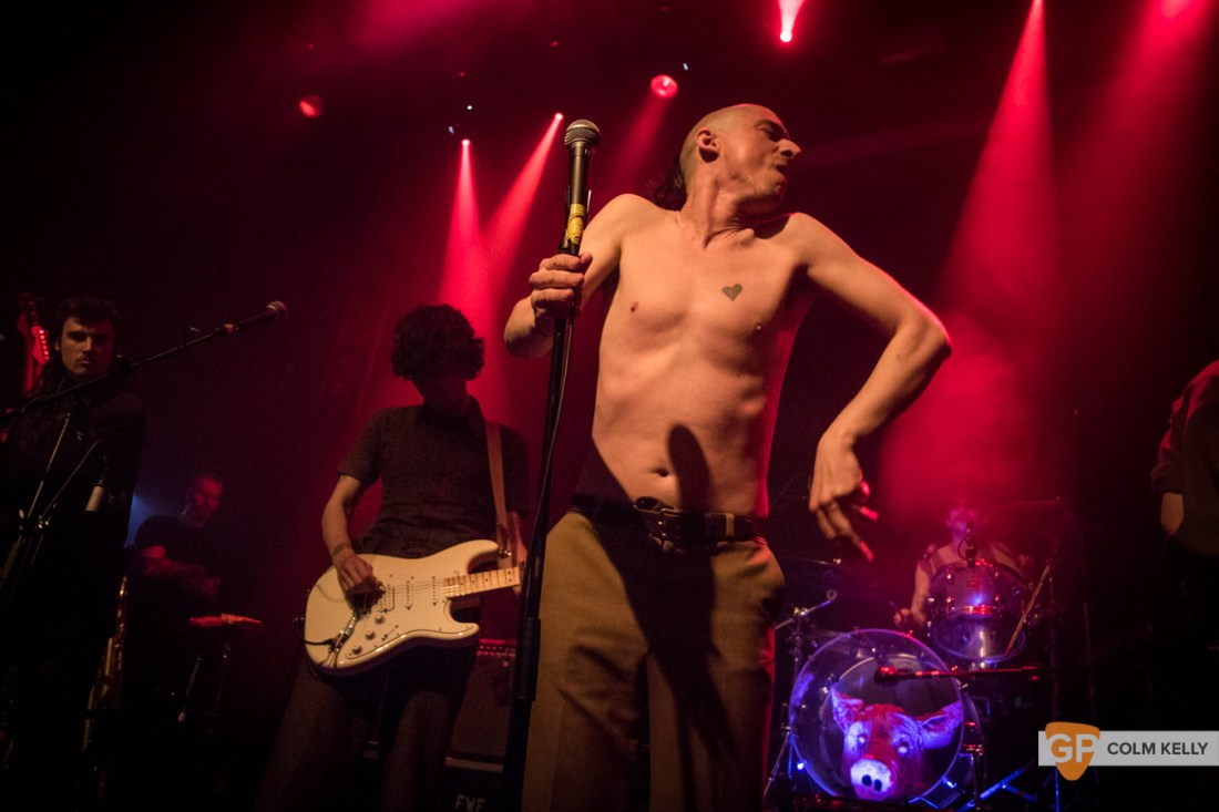 Fat White Family at The Button Factory by Colm Kelly-1-69