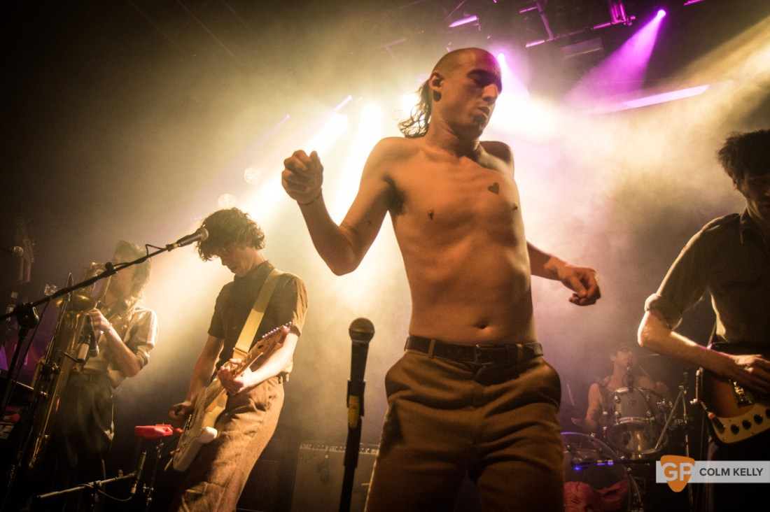 Fat White Family at The Button Factory by Colm Kelly-1-7