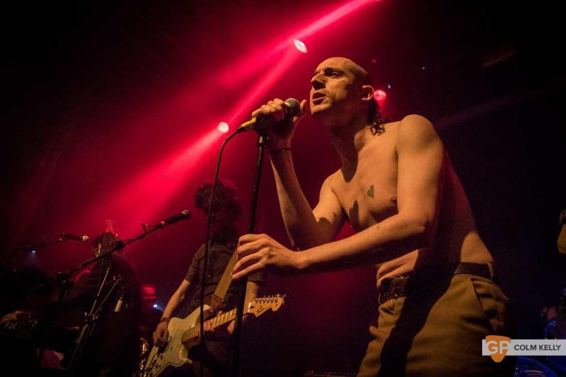 Fat White Family at The Button Factory by Colm Kelly-3-5