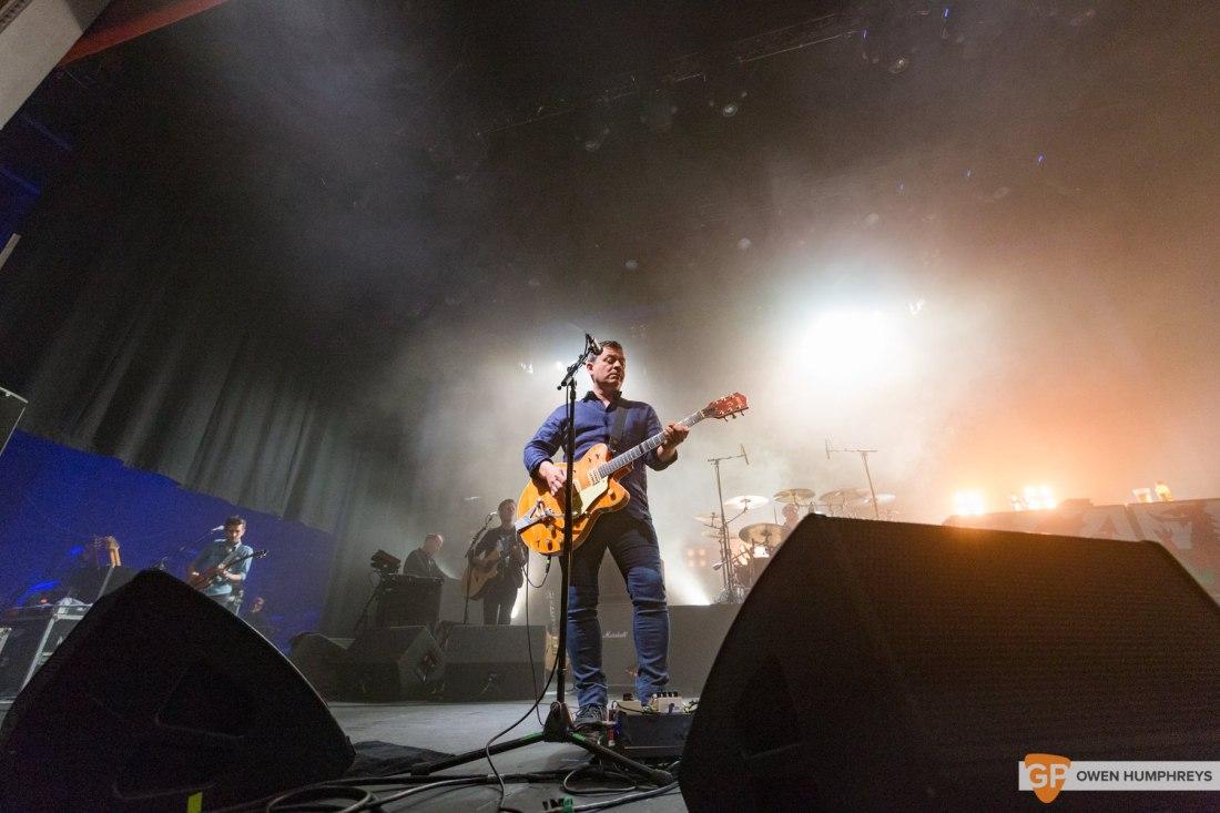 Manic Street Preachers at the Olympia. Photo by Owen Humphreys. www.owen.ie