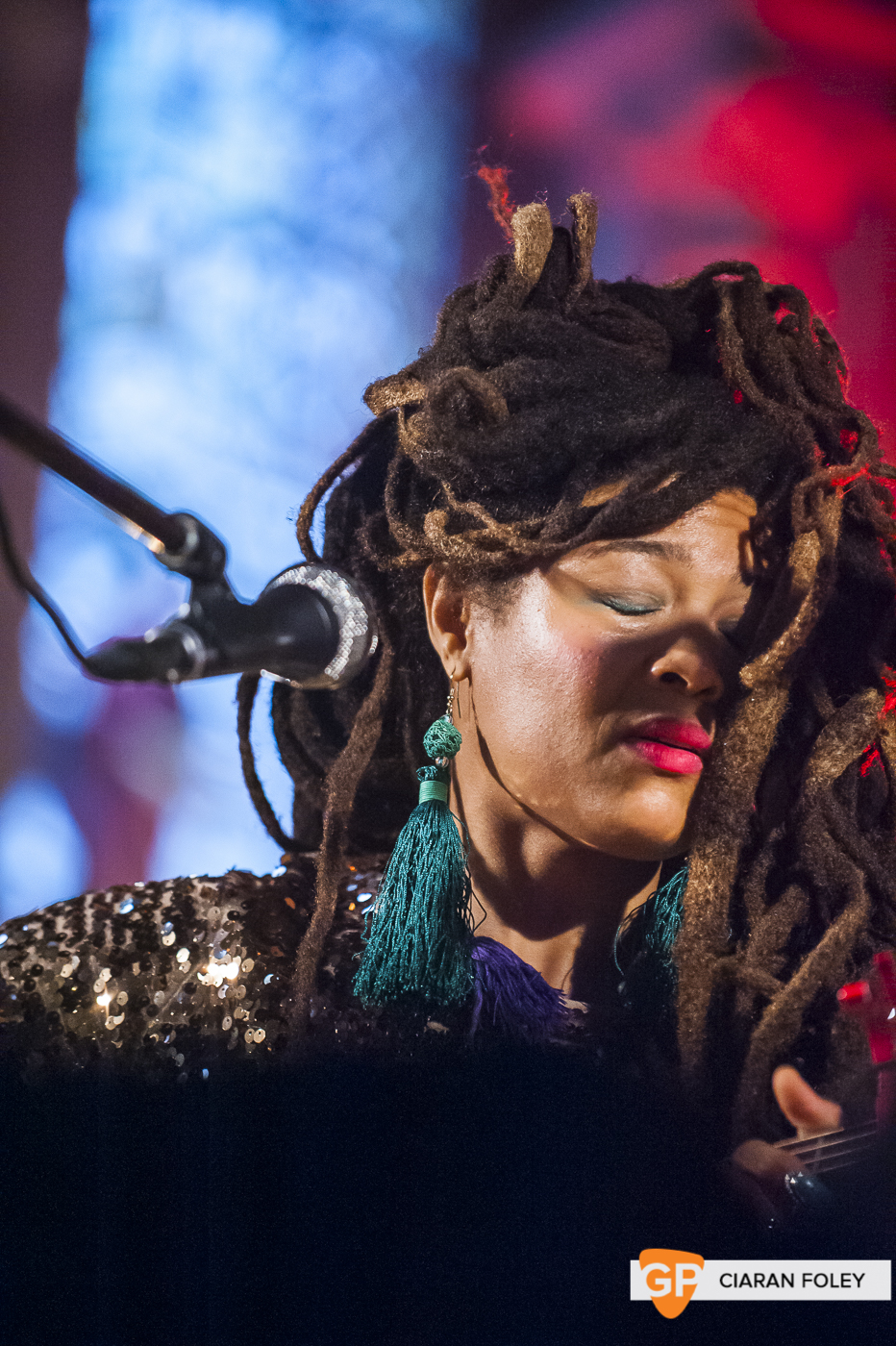 Mick Flannery w-s Valerie June @ St Lukes Cork 17th May 2019-12
