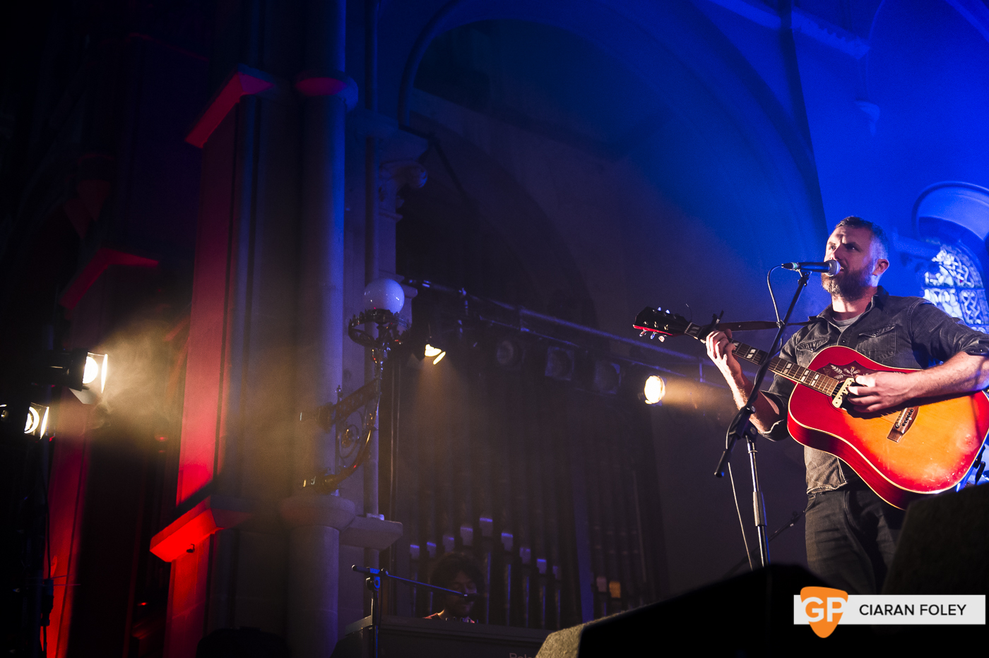 Mick Flannery w-s Valerie June @ St Lukes Cork 17th May 2019-50