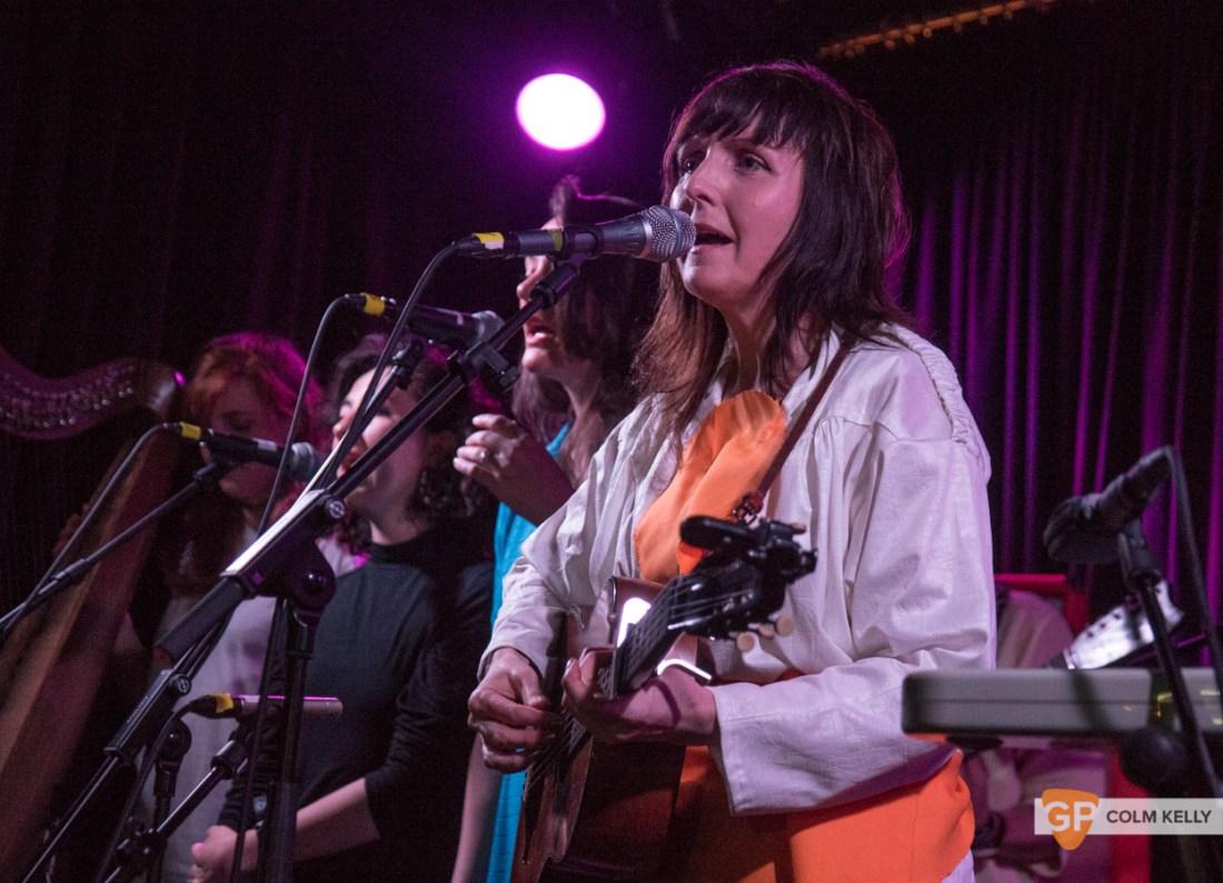 Nina Hynes at Lost Lane by Colm Kelly-3