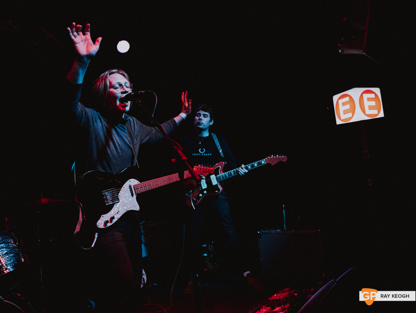 The Howl & The Hum – Photo by Ray Keogh